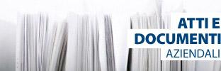 Atti e documenti aziendali