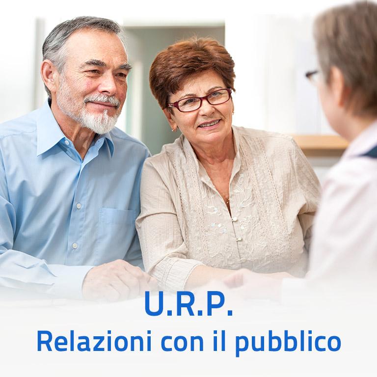 URP - Relazioni con il pubblico