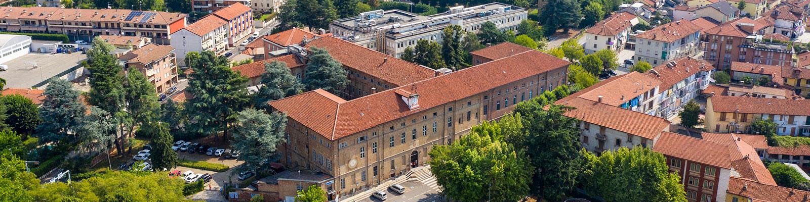 Ospedale Michele e Pietro Ferrero - Verduno