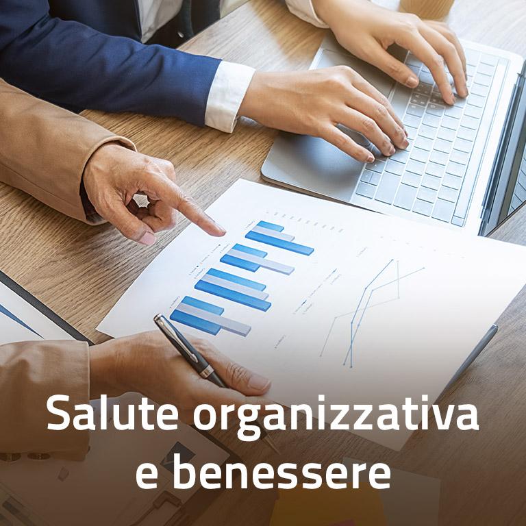 Salute organizzativa e benessere